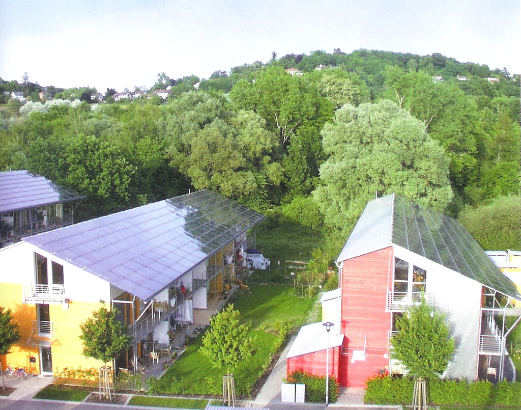 Arquitectura sostenible el barrio solar conciencia eco for Arquitectura sostenible