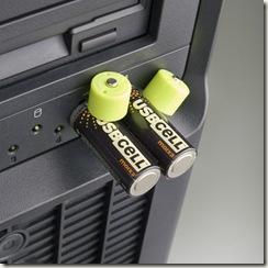USBCELL2 USBCELL   Pilas ecológicas que se cargan por USB