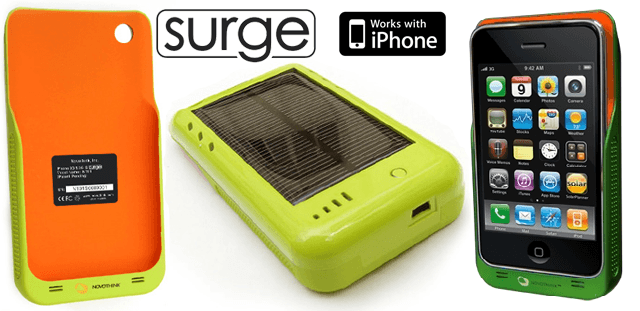 novothink surge main iPhone/iPod Touch EcoAmigos