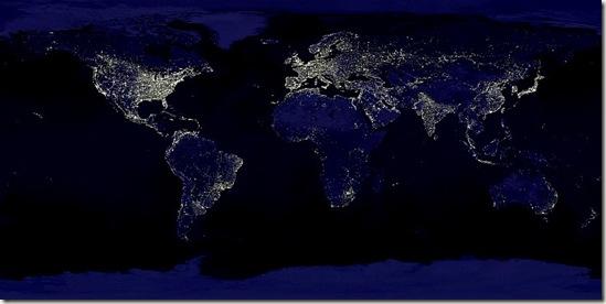 contaminacinlumnica ¿Qué es la contaminación lumínica?