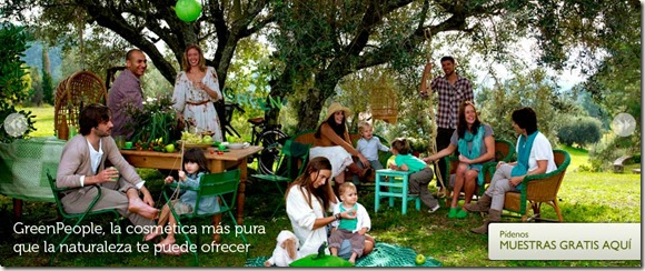 foto campo green people