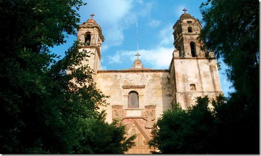 conventos morelos FITUR 2012, una apuesta por el turismo sostenible