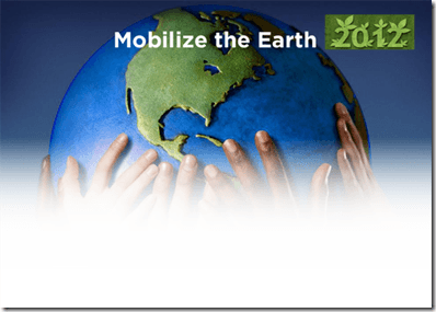 dia de la tierra Celebra el Día Mundial de la Tierra 2012