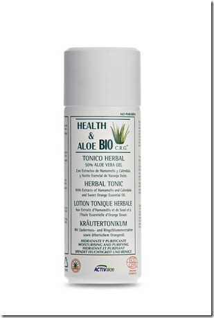TONICO HERBAL aloe