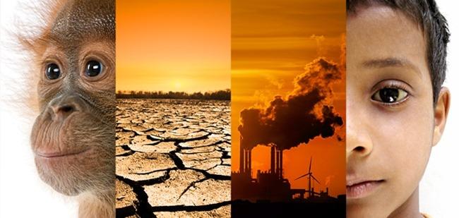"""1x1.trans 22 de abril, Día Mundial de la Tierra, """"La Cara del Cambio Climático"""""""