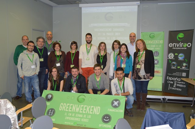 GreenWeekEnd-Zaragoza