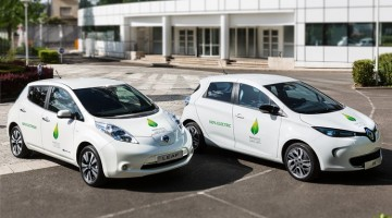 coches electricos COP21