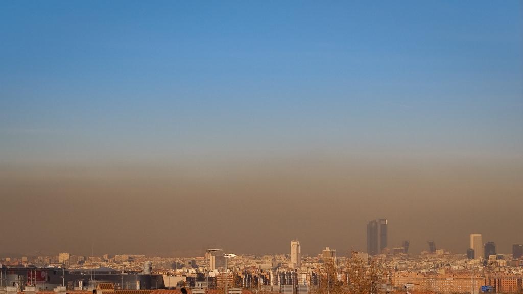 Aumento de la contaminación en las grandes ciudades