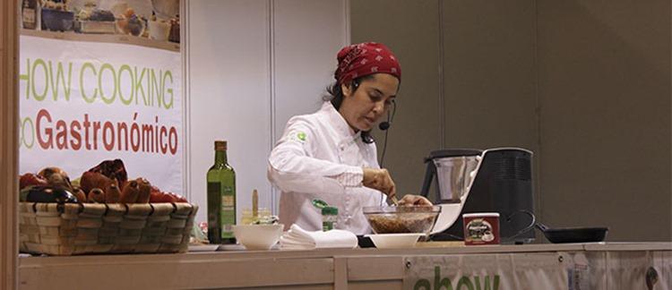 Actividades Eco Gastronómicas en BioCultura Madrid