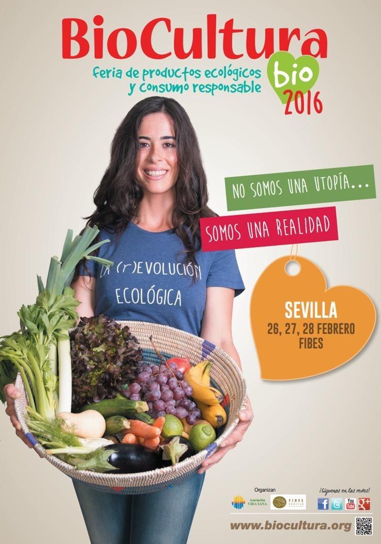 1ª edición de BioCultura Sevilla
