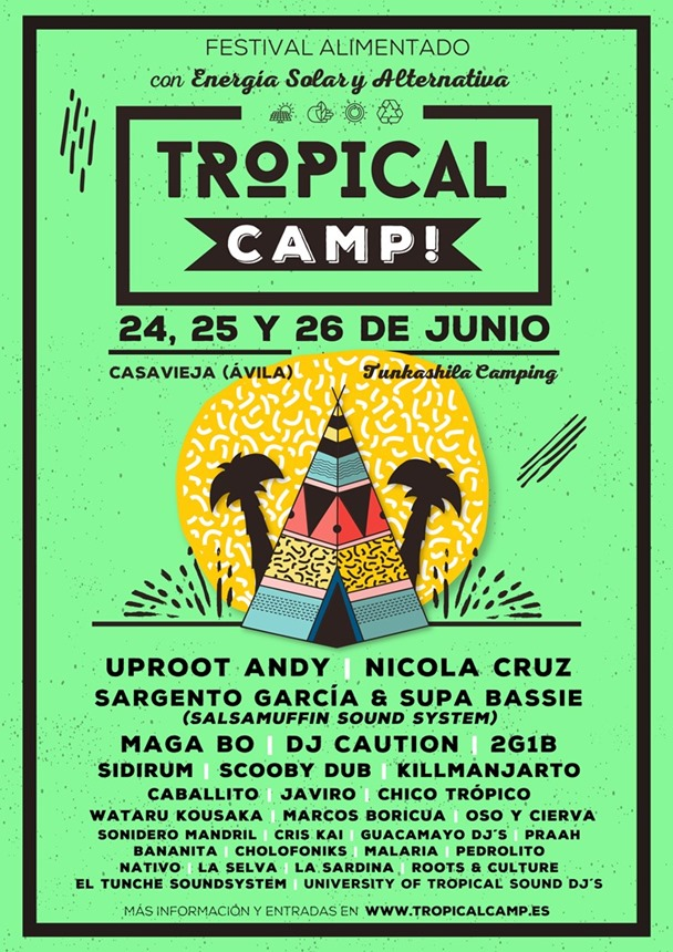 Tropical Camp Cartel