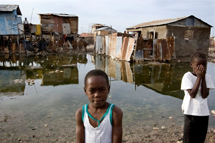 Cómo afecta a los niños en cambio climático