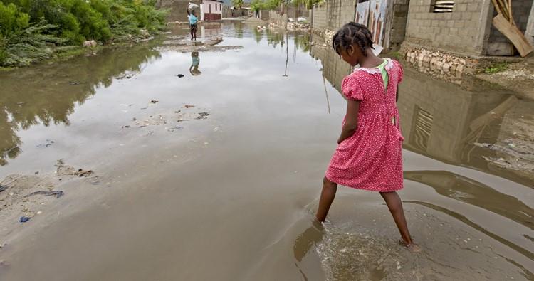 Inundaciones y fuertes tormentas