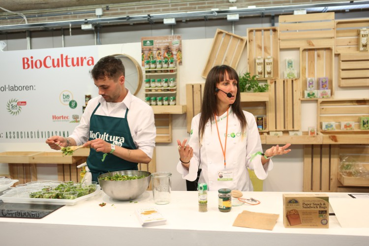 Showcooking ecogastronómicos